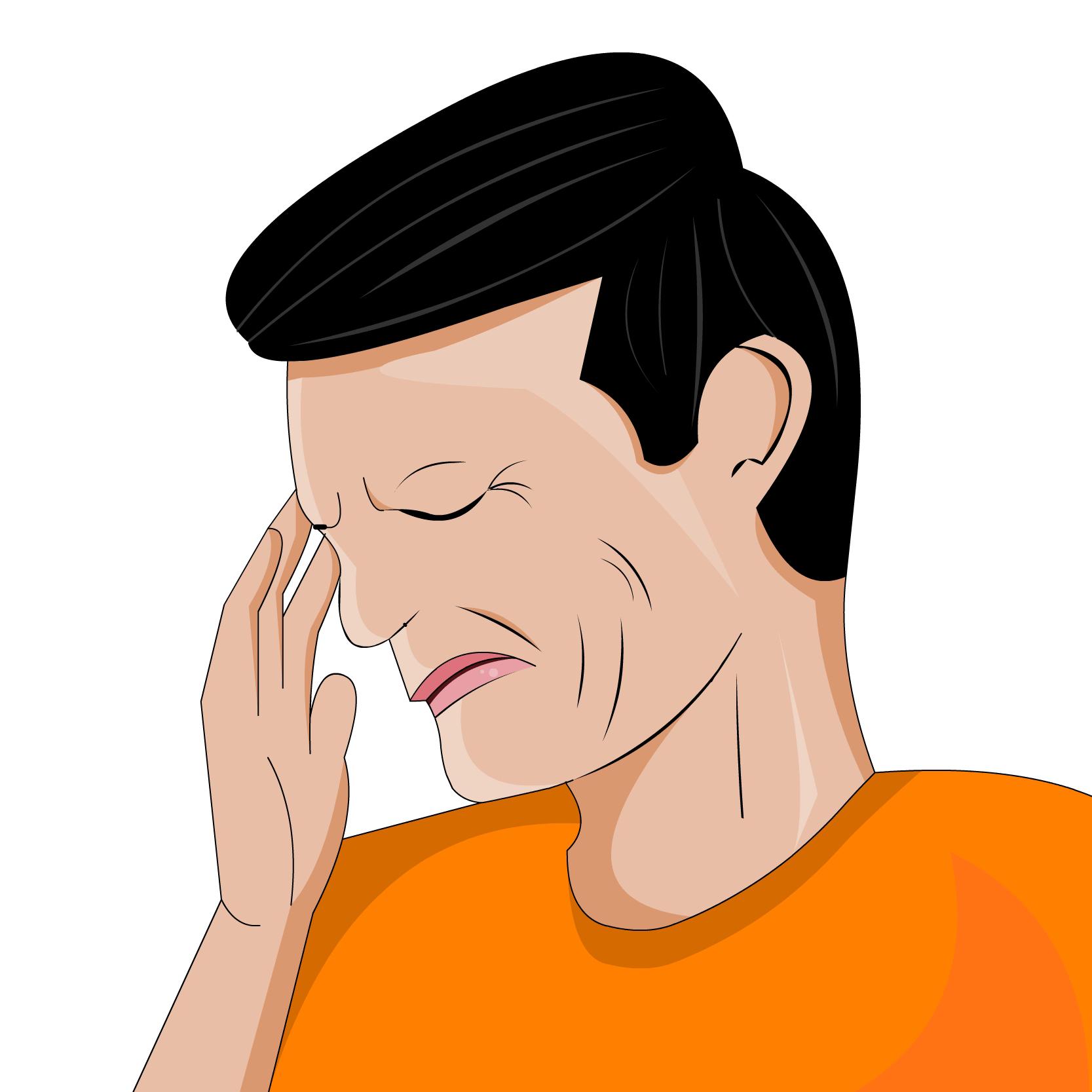 Ziehender schmerz von schulter bis finger