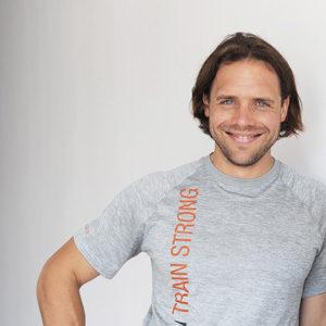 Gesundheitsbotschafter Timo Gudrich