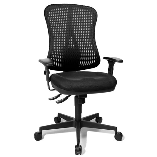 Bürostuhl ergonomisch  Die besten Bürostühle bei Nackenschmerzen und Rückenschmerzen