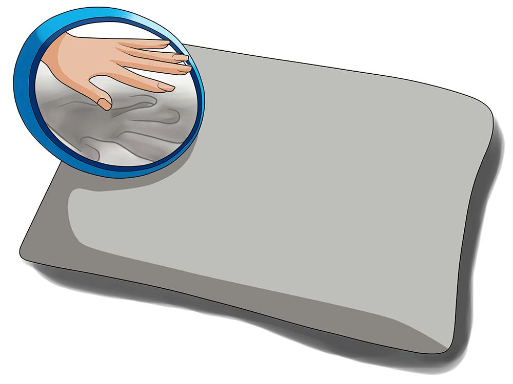 viscokissen gegen nacken und r ckenschmerzen im test. Black Bedroom Furniture Sets. Home Design Ideas