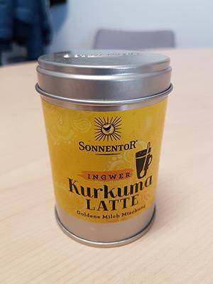 Sonnentor Goldene Milch Mischung